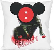 ZEUS Mickey Mouse Red Pet Pillow